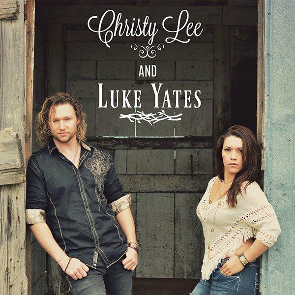Christy Lee and Luke Yates